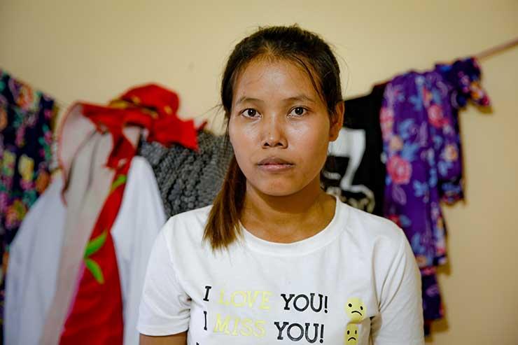 Portrait of Khut Samphors