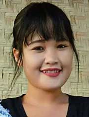 Portrait of Megawati