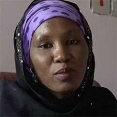 Portrait of Khadijah Isyaku Muhammad