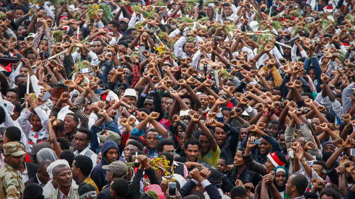 Unrest: Ethiopia at a Crossroads | VOA News