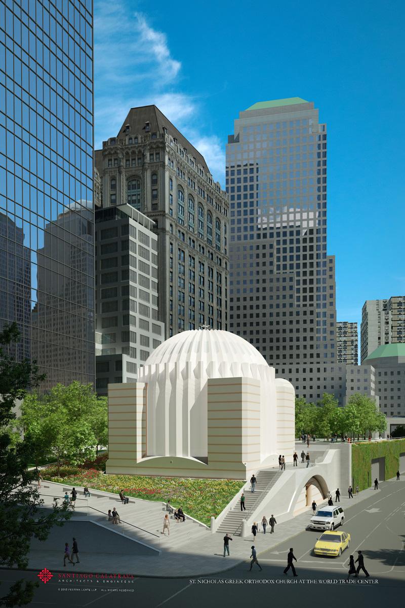Xin cảm ơn: Santiago Calatrava