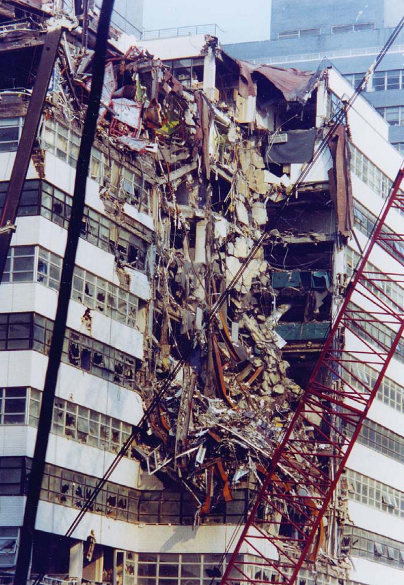Nghiên cứu của FEMA và hoạt động của Tòa nhà Trung tâm Thương mại, công bố tháng 5/2002