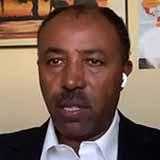 {Portrait of Aaron Berhane