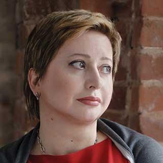 Portrait of Olga Romanova