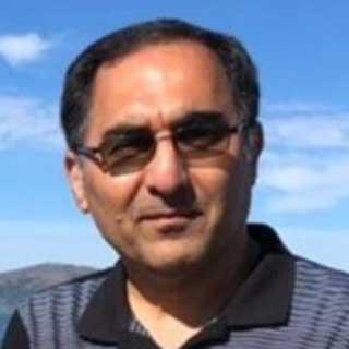 photo of Sirous Asgari